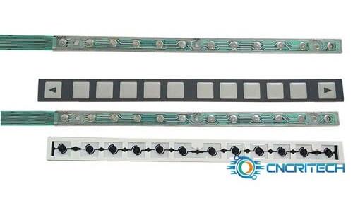 Bàn phím 12 nút cho máy CNC Fanuc A86L-0001-0301