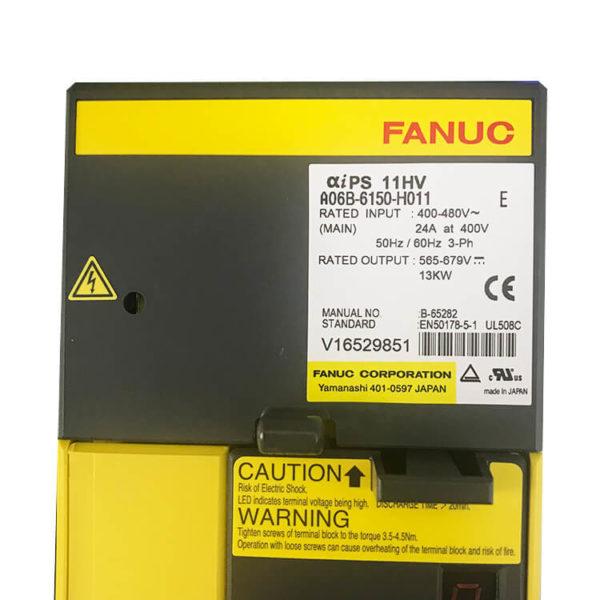 A06B-6150-H011-fanuc