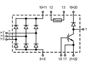 diode VUB145-16N01