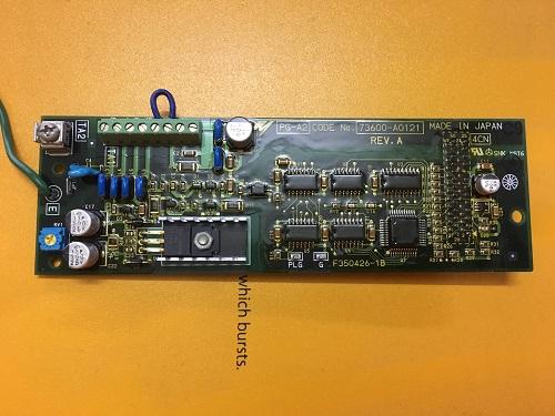 board mach encoder bien tan yaskawa f7