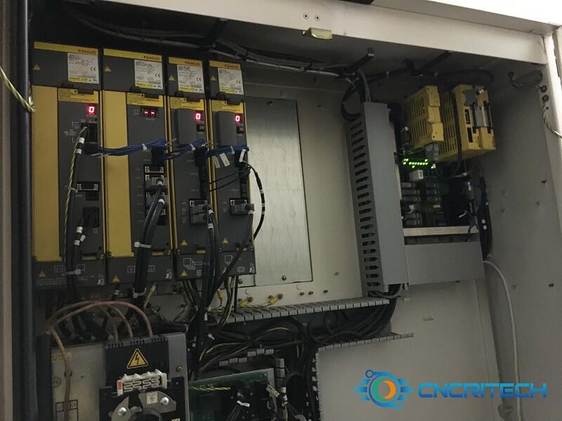 Tủ điện máy khoan CNC Fanuc Robodrill α - T14iFe