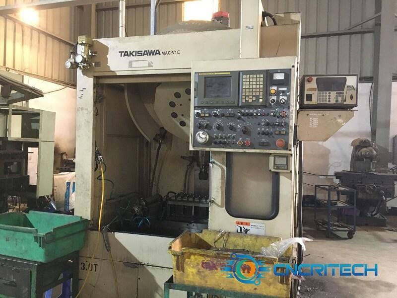 Sửa chữa máy CNC Takisawa