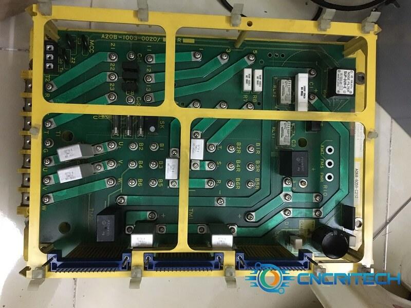 main công suất A06B-6059-H212#H563