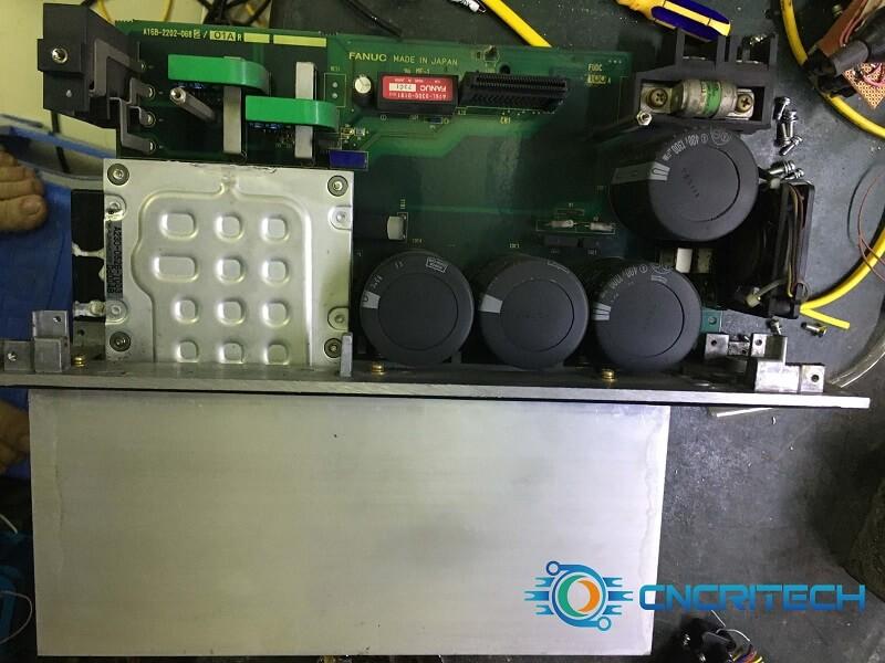 Sửa chữa Spindle Amplifier Fanuc