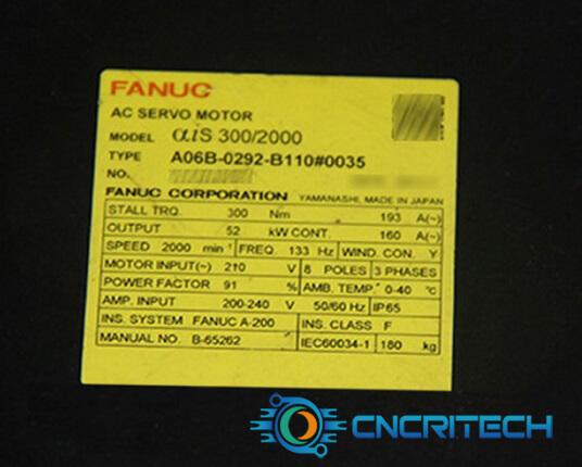 A06B-0292-B110