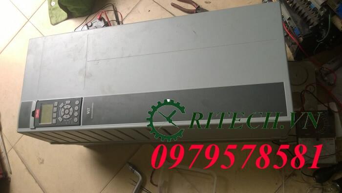 Sửa chữa biến tần Danfoss FC 301