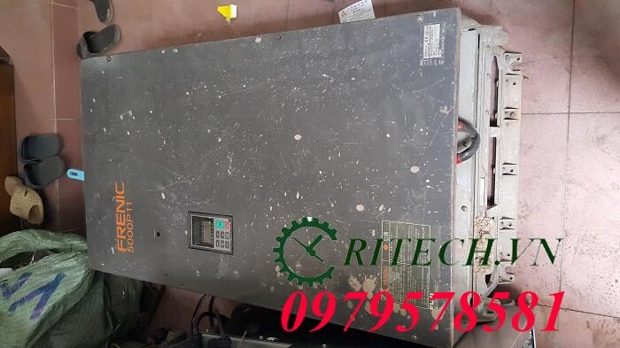 Sửa chữa biến tần Fuji 5000P11 160kw