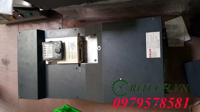 sửa chữa biến tần Schneider Altivar 71 110kw bị nổ công suất