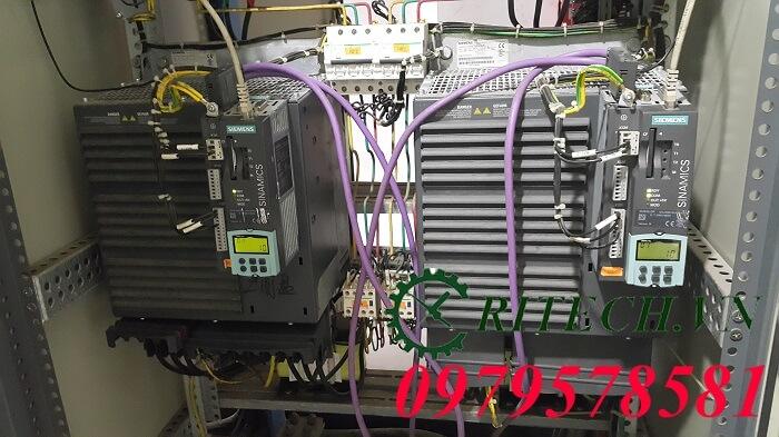Sửa chữa biến tần Siemens