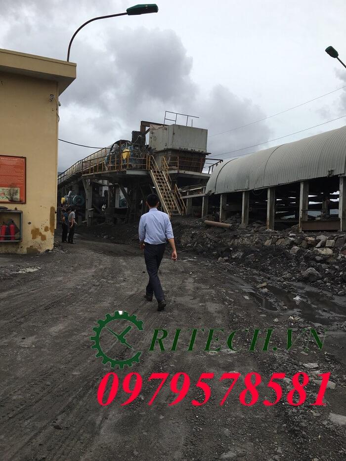 Hình ảnhsửa chữa biến tần trung thế cho băng tải kéo than tại Cẩm Phả, Quảng Ninh