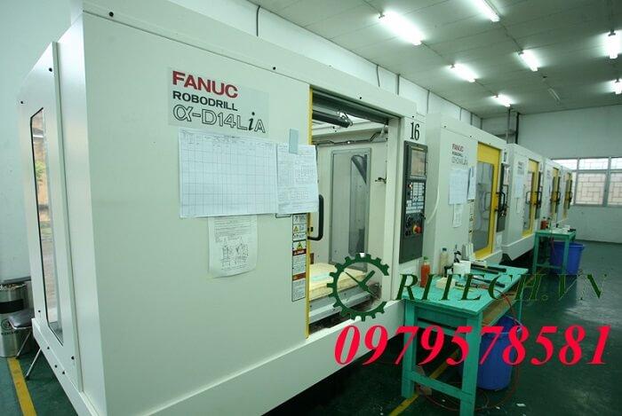 Sửa chữa máy CNC Fanuc